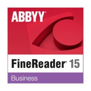 ABBYY FineReader PDF 15 Business. AF15-2S4W01-102